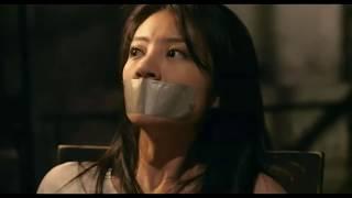 Chinese girl gagged