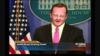 "Robert Gibbs Asked Why Obama Leaves ""Creator"" out of Declaration of Independence"