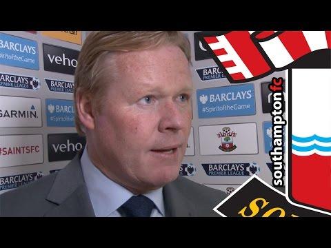 Koeman: We caused Man City so many problems