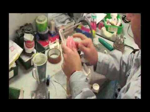 How Cosmetic Dentures are Made by The Smile Centre UK