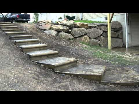 Pennsylvania Stamped Concrete Contractor - AGRA Concrete Specialists