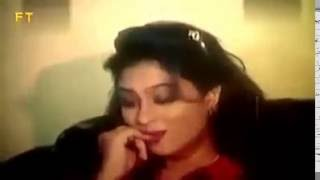 Salman shah song with Popy  of unreleased movie