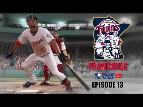 MLB 15 The Show (PS4) Minnesota Twins Franchise EP13