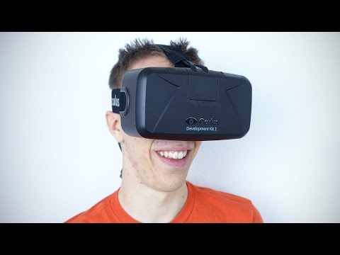 Is the Oculus Rift DK2 Worth It?