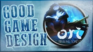 Good Game Design - Ori and the Blind Forest: Controlled Freedom