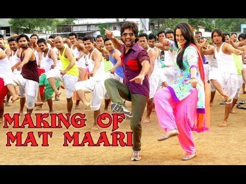 Mat Maari - Making Of The Song - R...Rajkumar