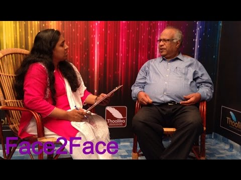 Face2Face  with Pr Abraham George- Kuwait