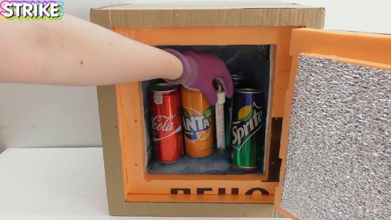 Большой холодильник своими руками 315