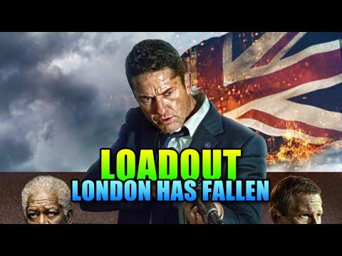 Loadout London Has Fallen - SAS AUG A3 | Battlefield 4 Assault Rifle Gameplay