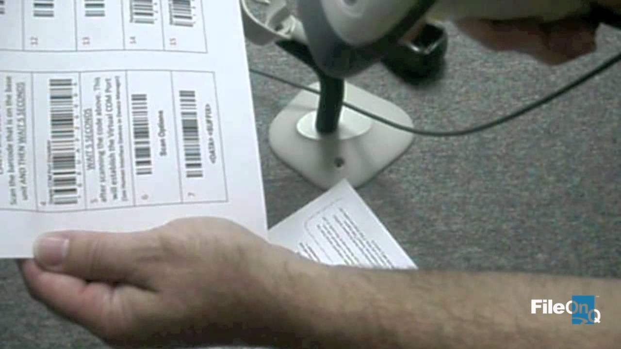 Symbol LS4278 Cordless General Purpose Barcode …