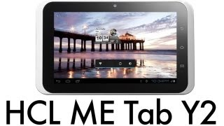 HCL ME Tab Y2 : Video Review.