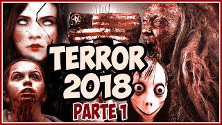 Top 10 Mejores Peliculas de Terror 2018 #1 | Top Cinema