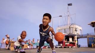 NBA2 Announce Trailer