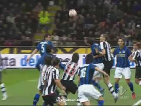Inter Milan vs Juventus 1-2 30 day ,23-03-2008 highlights