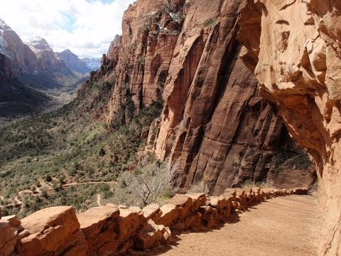 Zion National Park  Angels Landing  Review