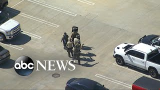 Manhunt continues for sniper who shot LA deputy | ABC News