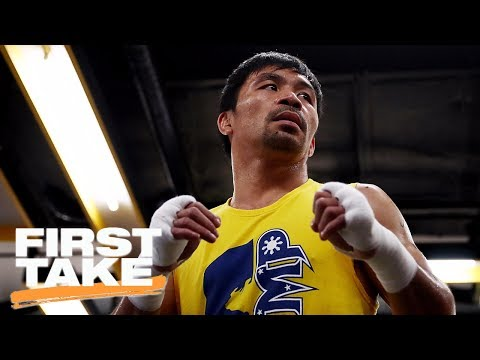 Manny Pacquiao vs. Jeff Horn To Air Free On ESPN | First Take | June 19, 2017