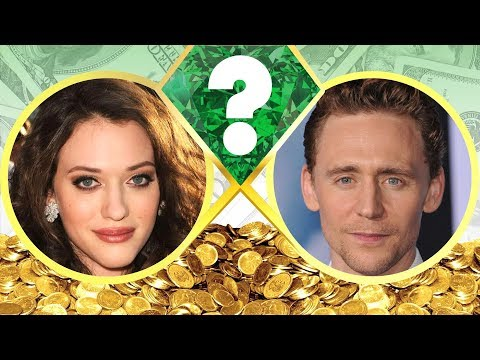 WHO'S RICHER? - Kat Dennings or Tom Hiddleston? - Net Worth Revealed! (2017)