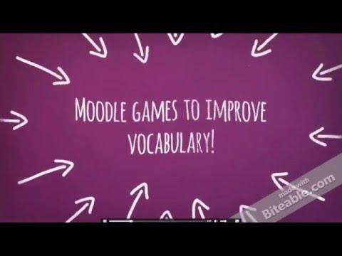 Games on Moodle - Teachers share on Module 5