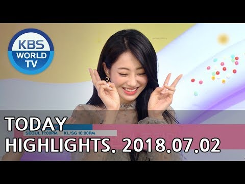 Highlights-Mysterious Personal Shopper E85/Sunny Again Tomorrow E35/Hello Counselor[2018.07.02]