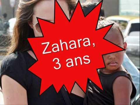 Angelina Jolie et Brad Pitt : Enfants à GOGO ???