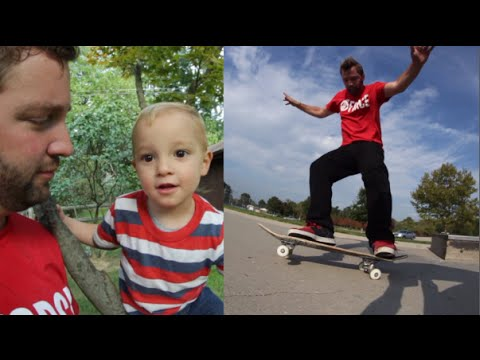 ADIML 27: Skateboarding Father / Business Man!