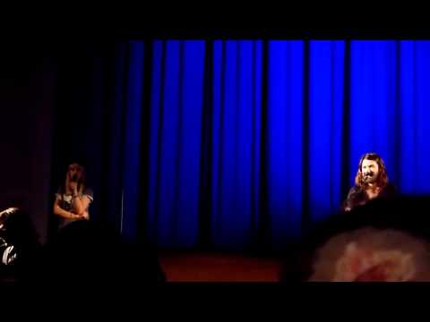Biffy Clyro - Q&amp;A Session @ Odeon West End London (part 1)