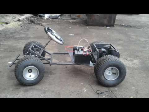 Детский электромобиль 12 в своими руками 78