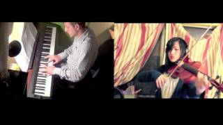 Kingdom Hearts The Other Promise Piano Viola Ft Kyle Landry