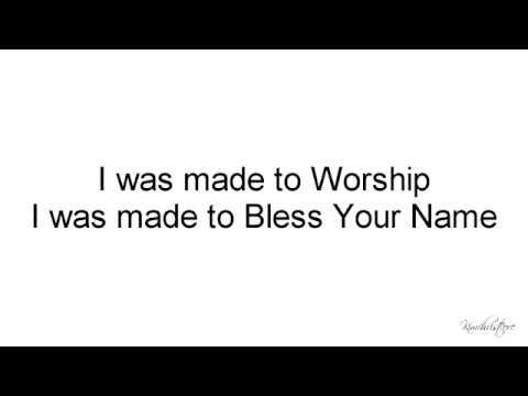 Planetshakers - Made For Worship Live (2014) (Lyrics)