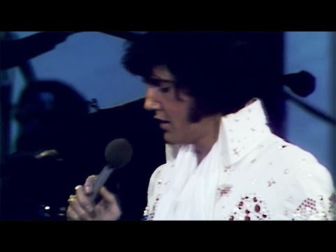 Elvis Presley - An American Trilogy - 60fps Version - Aloha Alternate