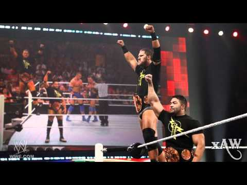 2011: The New Nexus Wwe Official Full Entrance Theme death Blow (hd) + Download Link video