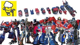 Mini Optimus Prime Transformer robot truck toys ランスフォーマー 變形金剛 robots in disguise