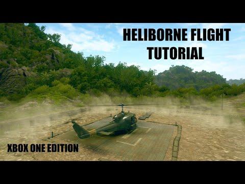 Heliborne Flight Tutorial XBOX One