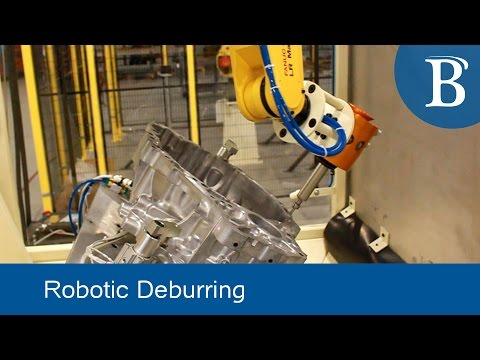 Robotic Deburring by Bastian Solutions