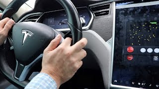 Tesla's Version 9 Software Overview - Model S
