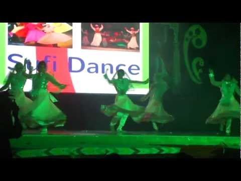 Sufi Dance At Choithram International On 9th Annual Function video