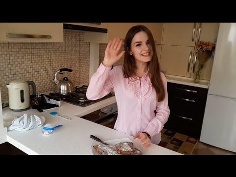 Нутелла кейк / пирог к чаю за 5 минут от Даниэлы (Nutella cake)