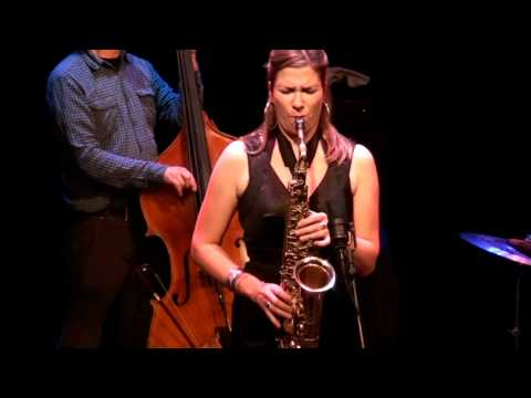 Mermaid Eyes  - Susanne Alt Quartet LIVE AT BIMHUIS OCT 2010