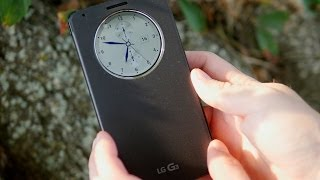 LG G3 Circle Case Review... In 4K!