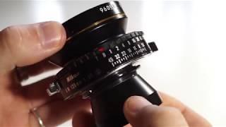 Nikon 120mm LensLarge Format