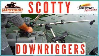 2106 Electric Scotty Downriggers: 2018