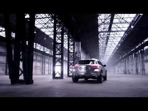 Mercedes-Benz Concept GLA: Eerste impressie