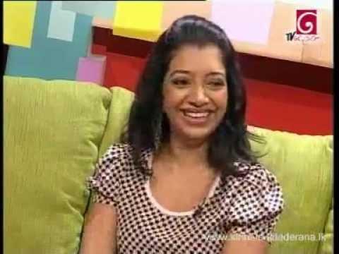 Derana Tv - Derana Tv Interview with Shashini Ayendra
