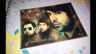 Scrapbook snapshots presented to Barun Sobti at Tolly Club, Kolkata