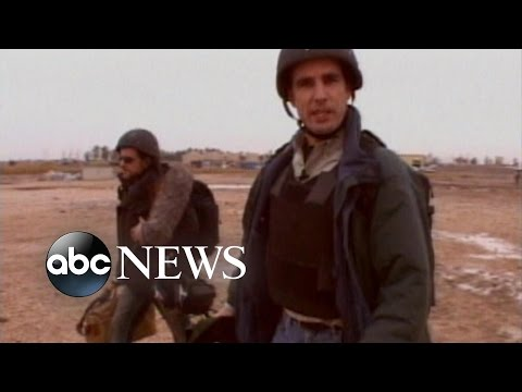 ABC News' Bob Woodruff and Doug Vogt's 10th Anniversary of Being Attacked in Iraq