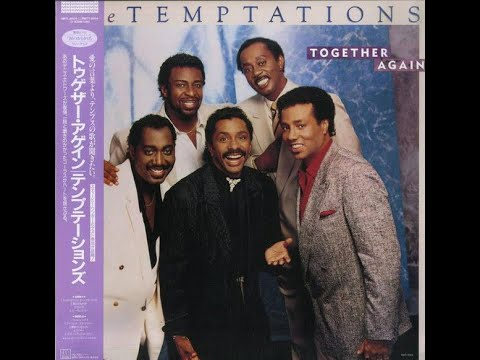 THE TEMPTATIONS I Wonder Who She's Seeing Now  R&B