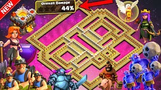 TH11 WAR BASE 2018 Anti 2 Star/Anti 3 Star With Replay Anti Queen Walk BoWitch Anti Everything 10.08 MB