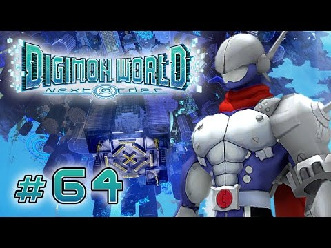 Digimon World: Next Order - Lets Play Part #64 【 Deutsch / German 】 - Eiskalt