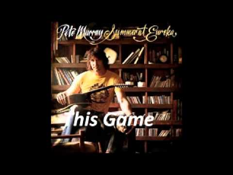 Pete Murray - This Game